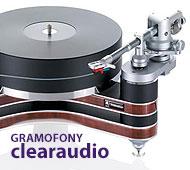 Gramofony Clearaudio