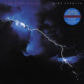 Dire Straits - Love Over Gold, HQ180G 2010 USA