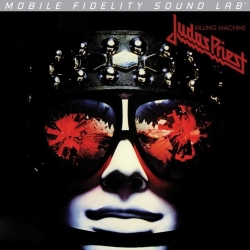 Judas Priest - Killing Machine, Mobile Fidelity HQ U.S.A.
