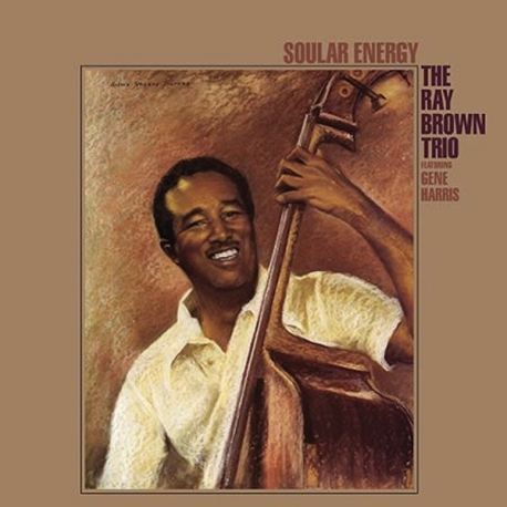 Ray Brown Trio, The - Soular Energy,  2LP 45RPM HQ Vinyl 200G, Analogue Productions U.S.A. 2013