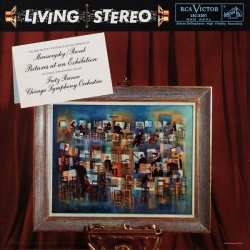Moussorgsky/Ravel: Pictures At An Exhibition, HQ 200G LIVING STEREO 2013