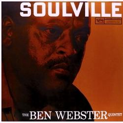 Ben Webster Quintet - Soulville, 2LP HQ 200G, Analogue Productions U.S.A. 2013