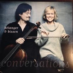 Anne Bisson, Vincent Belanger - Conversations,HQ180G, Camilio Records 2016