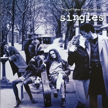 Singles ORIGINAL SOUNDTRACK, 2LP + CD, SONY MUSIC  2017
