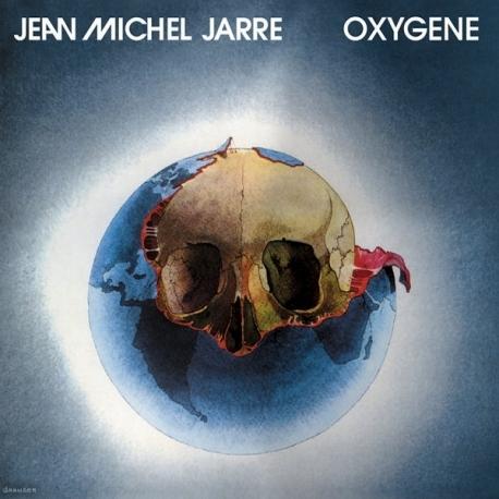Jean Michel Jarre - Oxygene, HQ180G, Reedycja 2015