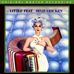 Little Feat - Dixie Chicken, Mobile Fidelity LP HQ180G U.S.A. 2011