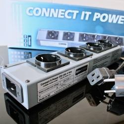 Listwa zasilająca Pro-Ject Connect it Power 230V 16A - 4 gniazda