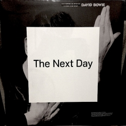 David Bowie - The Next Day, 2LP 180g + CD, Columbia  2013