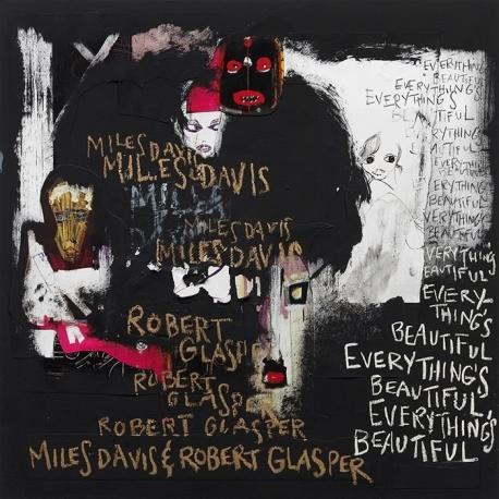 Miles Davis & Robert Glasper - Everything's Beautiful, LP Columbia/ Blue Note 2016