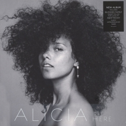 Alicia Keys - Here, LP RCA/ Sony Music 2017