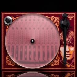 Gramofon GEORGE HARRISON Recordplayer Pro-Ject Essential III Limited Edition