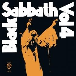 Black Sabbath - Black Sabbath Vol 4, LP 180G, Warner Bros U.S.A.  2016