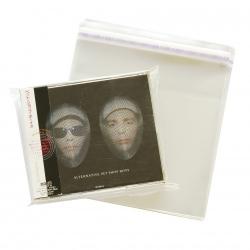 Okładka foliowa CD - zaklejana JAPAN KATTA | 10 szt.