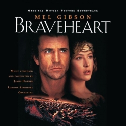 Braveheart ORIGINAL SOUNDTRACK, 2LP 180g+ Digital, Decca 2017