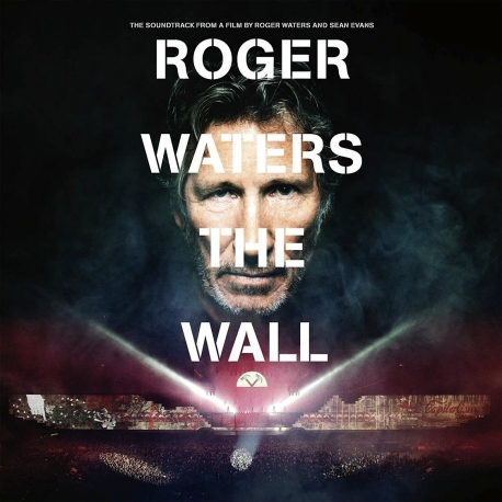 Roger Waters - The Wall SOUNDTRACK, 3LP HQ180G, 2015