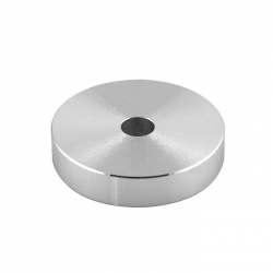 Adapter do singli, aluminium RELOOP PUCK
