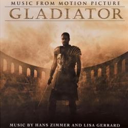 Hans Zimmer And Lisa Gerrard - Gladiator SOUNDTRACK 2LP 180g, Decca/UMG 2017