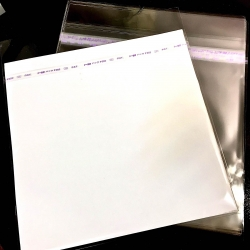 """Okładka foliowa 12"""" JAPAN KATTA zaklejana antystatyczna"""