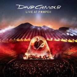 David Gilmour - Live At Pompeii, BOX  4LP 180g, Columbia 2017
