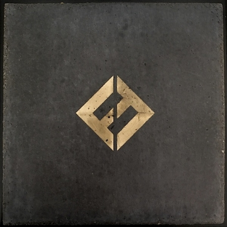 Foo Fighters - Concrete And Gold, 2LP, Roswell Records/RCA  2017 U.S.A