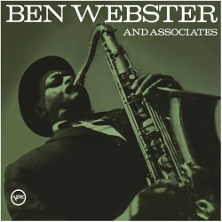 Ben Webster - Ben Webster and Associates, 2LP 45RPM HQ180G ORG 2012  U.S.A.