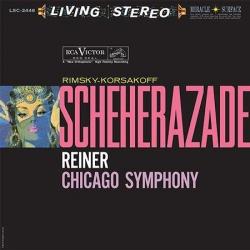 Rimsky-Korsakoff: Scheherazade, HQ 200G LIVING STEREO 2013