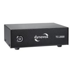 Przedwzmacniacz gramofonowy DYNAVOX Profi TC-2000 | Czarny