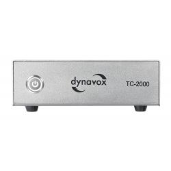 Przedwzmacniacz gramofonowy DYNAVOX TC-2000 | Srebrny