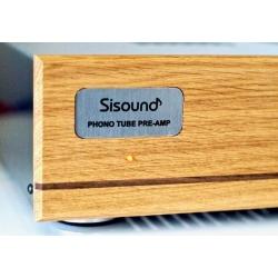 Lampowy przedwzmacniacz gramofonowy Sisound C1 (lampowy)