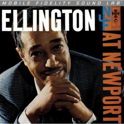 Duke Ellington And His Orchestra - Ellington At Newport, LP Mobile Fidelity 2012