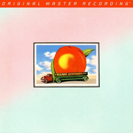 Allman Brothers Band, The - Eat A Peach, Mobile Fidelity 2LP HQ180G U.S.A. 2013