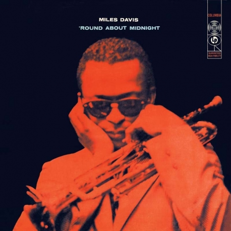 Miles Davis - Round About Midnight, LP 180, Sony 2017