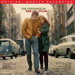 Bob Dylan - The Freewheelin' Bob Dylan, Mobile Fidelity 2LP 45RPM HQ180G MONO U.S.A. 2018