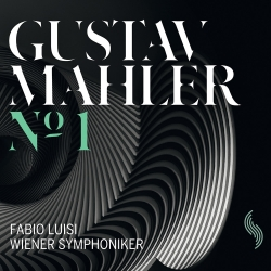 Mahler - Symphony No.1 In D Major, Fabio Luisi, Wiener Symphoniker, 2LP 180g, 2012 r.