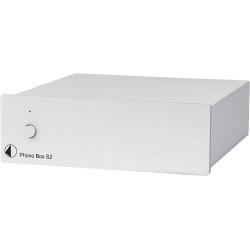 Przedwzmacniacz gramofonowy Pro-Ject Phono Box S2 silver