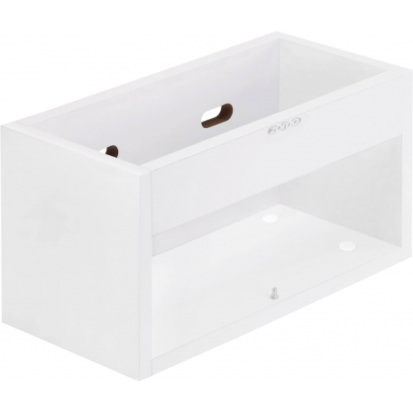 Półka na LP Zomo VS-Box 1/45 biała