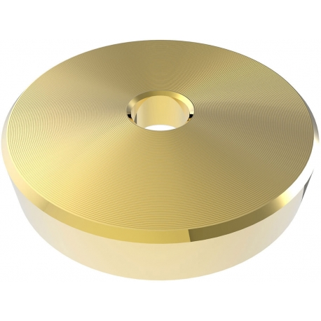 Adapter do singli, Aluminium ZOMO złoty