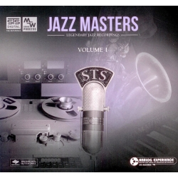 Jazz Masters Legendary Jazz Recordings - v. 1, HQ180G, SAMPLER STS Digital, Holandia