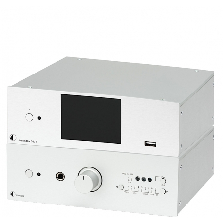 Zestaw stereo Pro-Ject MaiA DS2 + Stream Box DS2T