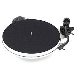 Gramofon Pro-Ject RPM 1 Carbon White - bez wkładki