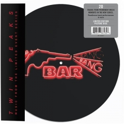 TWIN PEAKS SOUNDTRACK(RSD), 2 x Picture Disc, Record Store Day 2018