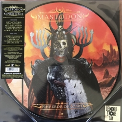 MASTODON - EMPEROR OF SAND (RSD), Picture Disc, Record Store Day 2018