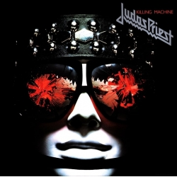 Judas Priest - Killing Machine, LP 180g,  Sony Music 2017