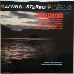 Finlandia - Music Of Grieg And Sibelius, London Proms Symphony, Mackerras, HQ200G, Analogue Productions U.S.A. 2016