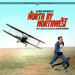Bernard Herrmann - Alfred Hitchcock's North By Northwest, SOUNDTRACK, HQ180g, Limited Edition, Soundtrack Factory 2018