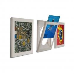 """Ramka na płytę LP 12"""" Play&Display - biała 3szt."""