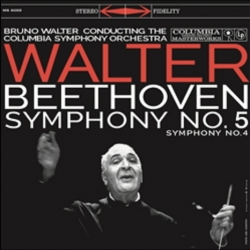 Beethoven: Symphony No. 5, Symphony No. 4, Columbia Symphony Orchestra, Bruno Walter, HQ180G Speakers Corner 2018