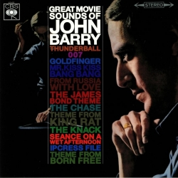 Great Movie Sounds Of John Barry, HQ180G Speakers Corner 2018