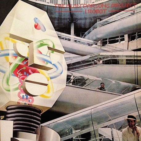The Alan Parsons Project - I Robot, 180g,  Sony Music 2017