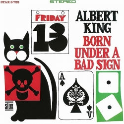 Albert King - Born Under A Bad Sign, HQ180G Speakers Corner 2018